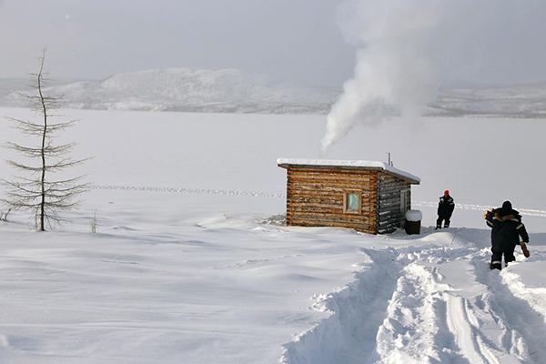 Дайвцентр Полюс холода. Отв. А.Губин. (Часть 1)