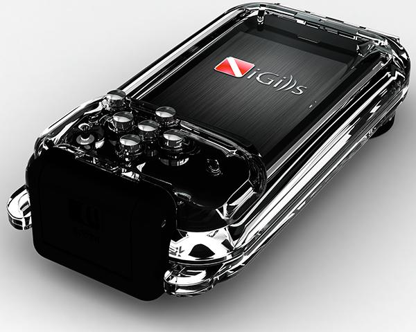 Волшебный iGills превращает ваш iPhone в декомпрессиметр и не только