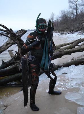 Подводная охота. Выбор маски и трубки – записки опытного покупателя.