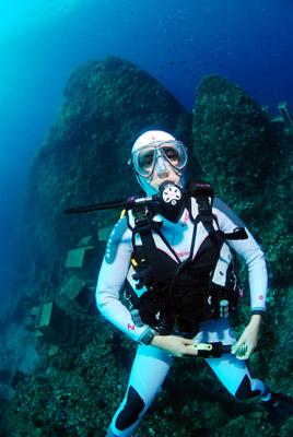 Снаряжение для дайвинга - Регулятор Aqua Lung MIKRON - МИКРОНы в подводном городе лилипутов