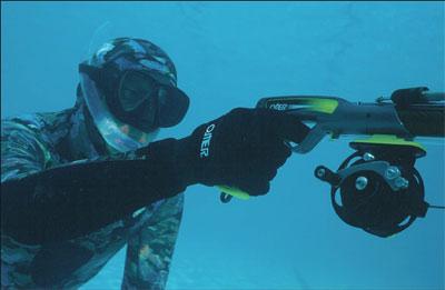 Подводная охота. Интервью с Раффаэллой Ровета, компания O.ME.R.