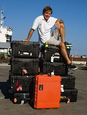 Подводная фотография. Полезные советы по упаковке оборудования.