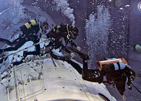 Ребризеры в гидрокосмосе