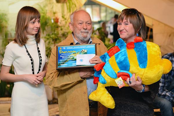 Репортаж с VII Международного детского фестиваля Подводный мир в Саранске