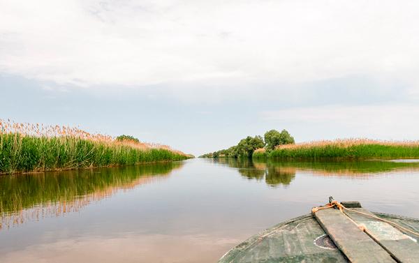 В гостях на рыболовно-охотничьих базах Замок и Карай