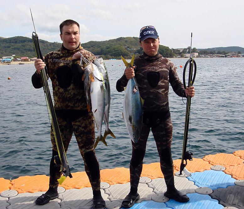 охота и рыбалка в приморье