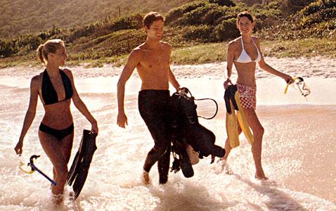 Статьи о дайвинге - Раздели удовольствие погружения под воду с другом