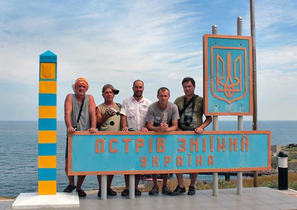 Украинский дайв-транзит. От Очакова до Тарханкута. Часть вторая.