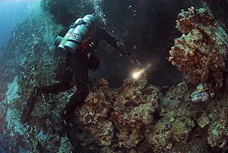 Дайвинг в пещерах - Cергей Долотов о своём первопрохождении в пещере White Crack