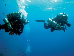 Дайвинг. Рекорд России: самое глубокое техническое погружение на затонувший корабль.