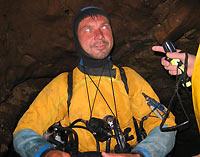 Экспедиция  Украинской Спелеологической Ассоциации в глубочайшую пещеру Земли. Дайвинг в пещере Крубера-Воронья (Арабика, Абхазия)