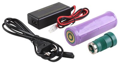 Комплект аккумуляторов для Hybrid 8 + зарядное устройство Green Force