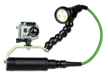 Кронштейн Green Force для крепления Squid LED