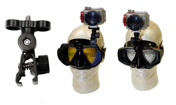 Intova Крепление экстрим-камеры на маску