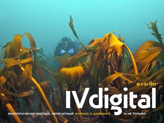 Вышел новый номер электронного журнала IV digital