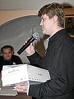 Награждение победителей Конкурса Фотообоев, а также третьего этапа остальных фотоконкурсов подводного портала Тетис