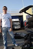 Новейший регулятор Aqua Lung MIKRON на выставке производителей снаряжения для дайвинга DEMA 2007