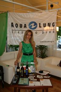 Летний розыгрыш призов по Бонусной программе Aqua Lung в «Лохматом Кашалоте»!