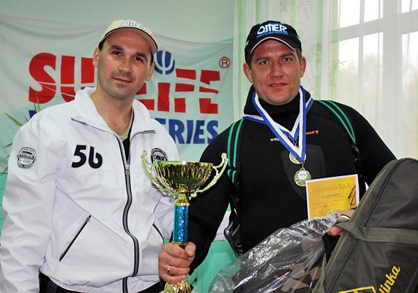 4-й открытый Чемпионат ЮФО по подводной охоте «Тайгер» 2011