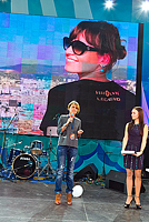 Розыгрыш призов по Бонусной программе Aqua Lung на фестивале «Золотой Дельфин»