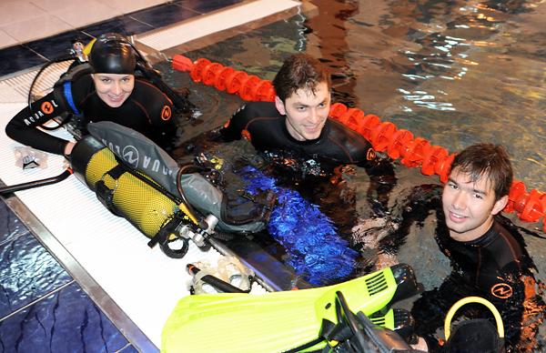 Новый плавательный бассейн открылся в Мордовском госуниверситете