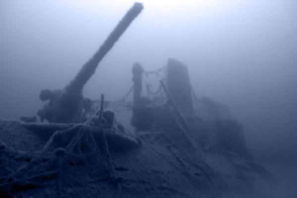 Шведы нашли еще одну советскую подлодку на дне Балтийского моря