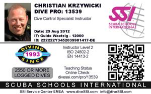 Тренд сезона 2013: QR-код на сертификатах SSI и новые возможности