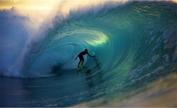 Экстремальный подводный фотограф