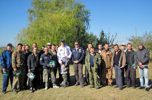 Приглашаем на осенний слёт подводных охотников Ставропольского края