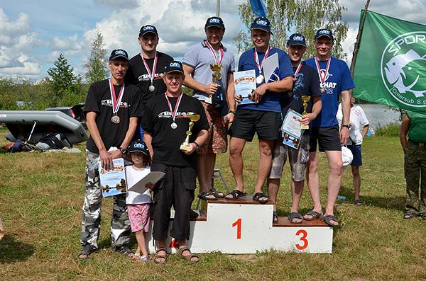 Открытый чемпионат Смоленской области по подводной охоте