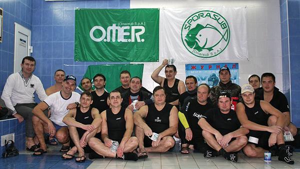 Клуб \'Тайгер\' приглашает на отборочные соревнования Турнира подводных стрелков