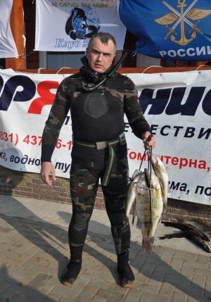 Приглашаем на открытый чемпионат Нижегородской области по подводной охоте и кубок клуба Ихтиандр