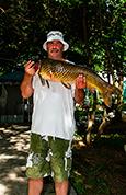 Неделя трофейной охоты в дельте Волги с компанией Omersub S.p.A.