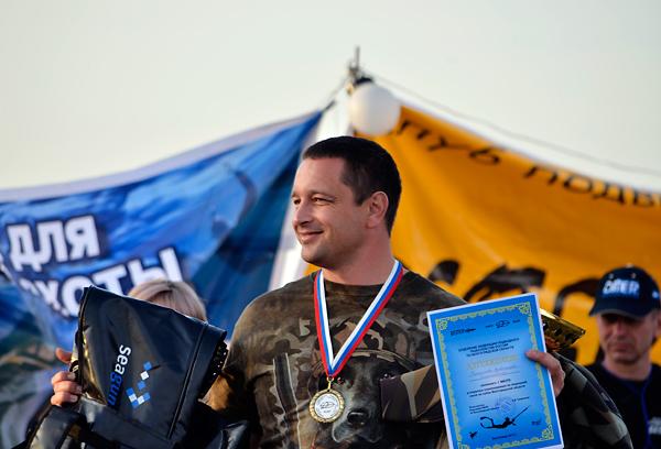 Итоги Кубка Волгоградской области по подводной охоте