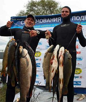 Открытый Чемпионат по подводной охоте пройдет в Ростовской области 13-14 октября