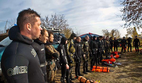 Итоги Открытого Чемпионата Владимирской обл. по подводному спорту