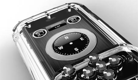 Как сделать декомпрессиметр из iPhone