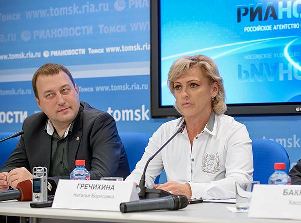 Международные соревнования Снежные ласты - 2013 прошли в Томске