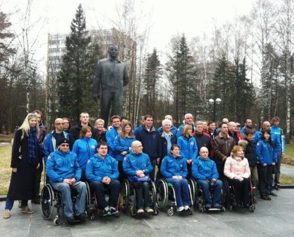Встреча участников международного форума «Гидрокосмос без барьеров»