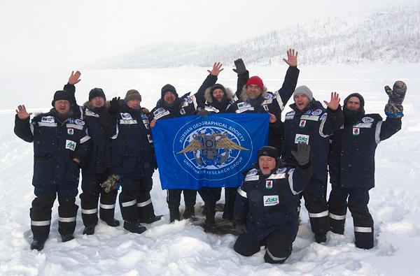 В Казани открылась выставка, посвященная холодному рекорду