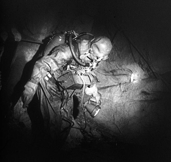Отмечаем 50-летний юбилей пещерного дайвинга СССР