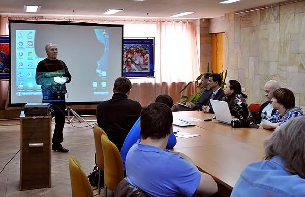 CMAS и ФПСР за развитие подводной археологии в России