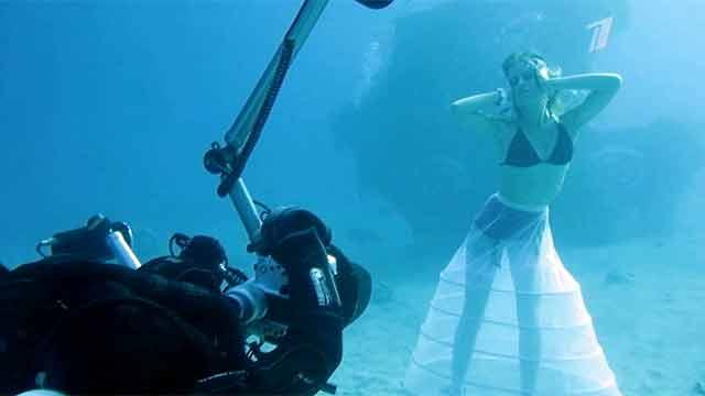 В Израиле проходит соревнование на лучший подводный снимок