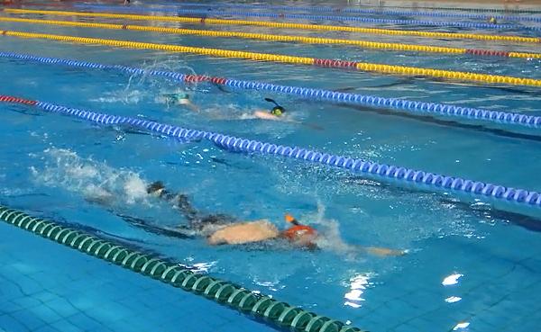 Соревнования на Кубок России по дайвингу завершились в Перми