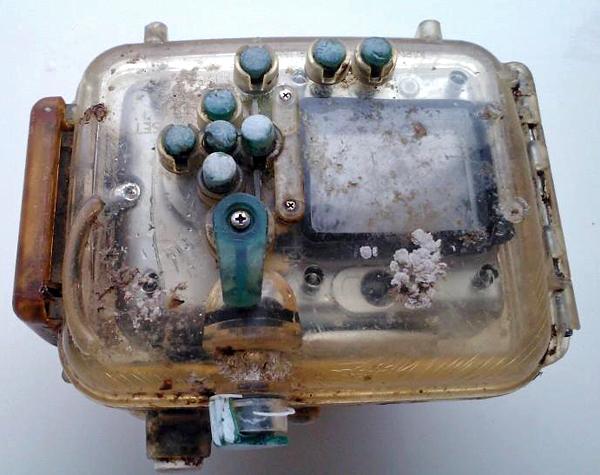 У берегов Тайваня найдена камера, потерянная на Гавайях 6 лет назад