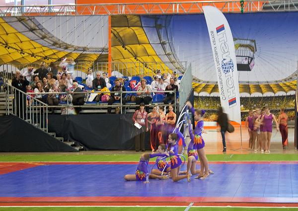 Международная выставка Спорт-2013 завершилась в Москве