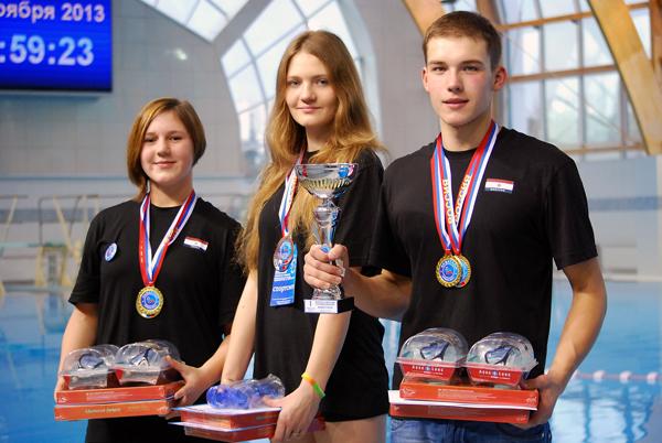 Кубок России по акватлону прошел в Саранске