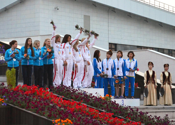 Вторые Всемирные Игры CMAS прошли в Казани