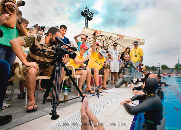Три мировых рекорда за три дня установила Наталья Молчанова