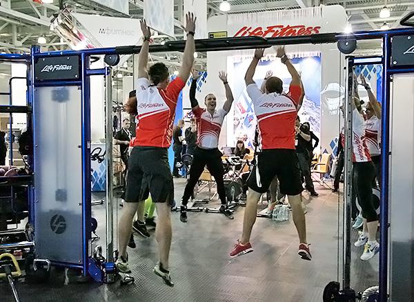 Завершился 11-й Московский международный фестиваль фитнеса